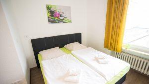 Doppelzimmer in Bad Oeynhausen