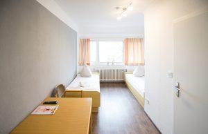 Zweibette Hotel Zimmer buchen Berghotel