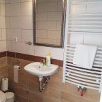 Badewanne Apartment buchen Bad Oeynhausen