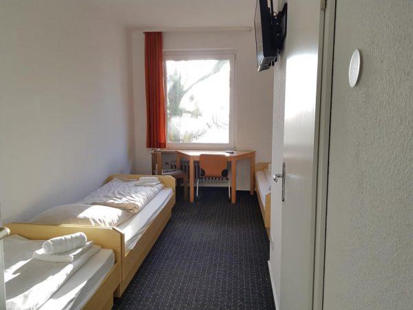 Dreibettzimmer Haus Hotel Bad Oeynhausen