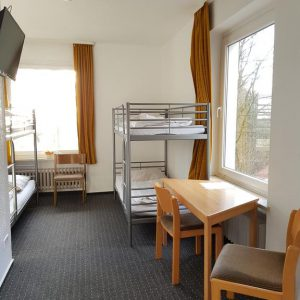 Vierbettzimmer Apartment Bad Oeynhausen
