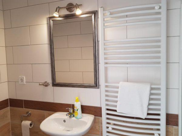 Zweibett Zimmer Apartment online buchen Bad Oeynhausen