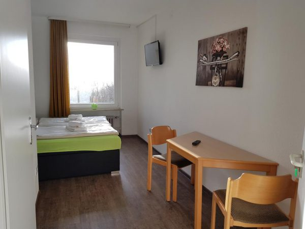 Doppelzimmer Apartment online buchen Bad Oeynhausen